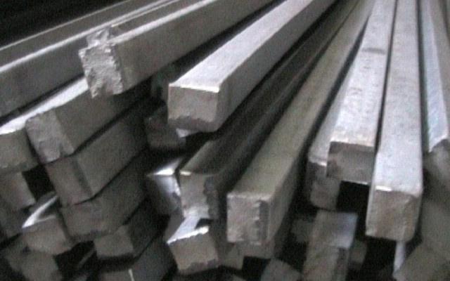 Квадрат стальной калиброванный, 8мм (1 м.п.)