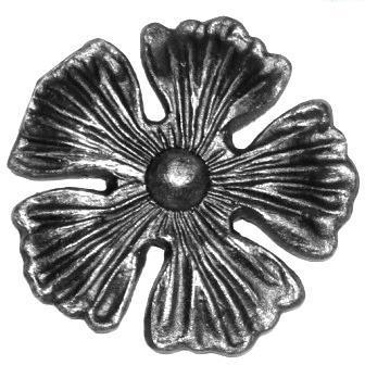 Ковка Цветок  Арт. 601J размер d=125х5 от Stroyshopper