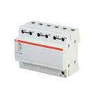 ABB OVR Ограничитель перенапряжения T1+2 3P+N 15 255-7 ( тип 1+2 ) (2CTB815101R9000)