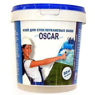 """Клей для стеклообоев """"Oscar"""", готовый к применению, ведро 10 кг"""