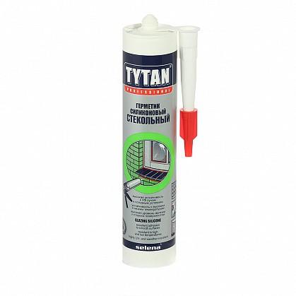 Герметик силиконовый Tytan Professional стекольный белый 310 мл