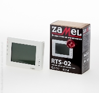 Zamel Matec Терморегулятор программируемый, наружний монтаж (RTS-02)