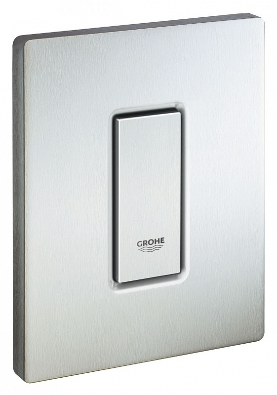 Grohe Кнопка смыва	Grohe Skate Cosmopolitan 38784SD0 для писсуара  grohe skate cosmopolitan 389160a0 зеркальная