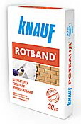 Ротбанд Кнауф | ROTBAND KNAUF гипсовая штукатурка, 30кг