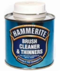 Растворитель (Hammerite Brush Cleaner Thinners)