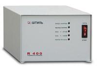 Штиль 1Ф стабилизатор R 400, 400 ВА, Uвх=165-265 В, Uвых=205-235 В (R 400)