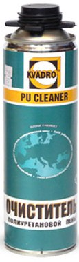 Очиститель монтажной пены 0.5 литра
