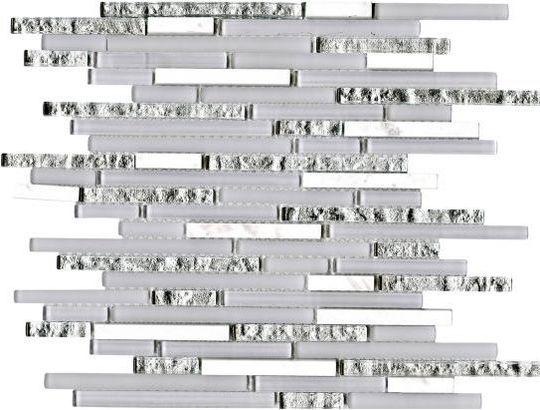 Плитка L Antic Colonial Eternity Mini Strip White L100097106