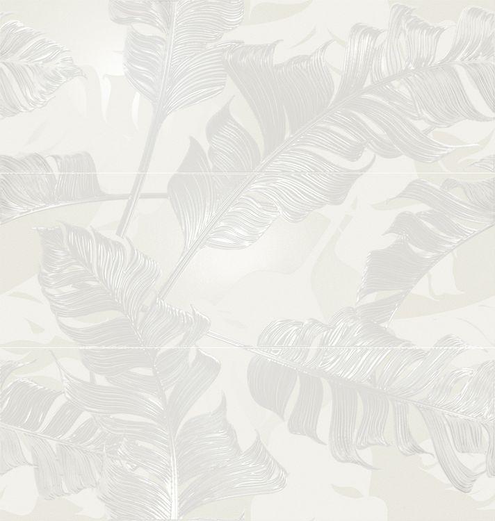 Плитка Porcelanosa Marmi Zar Blanco (Панно 3шт.) P3470419