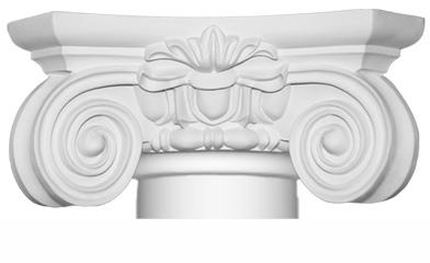 Полукапитель Decomaster 90018-2Н (размер 165х360х180)
