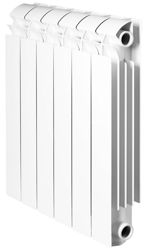 Global VOX- R 350 4 секции радиатор