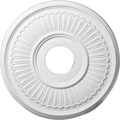 Розетка  Decomaster DR 306 (размер O 400 вн.O 100  h=23)