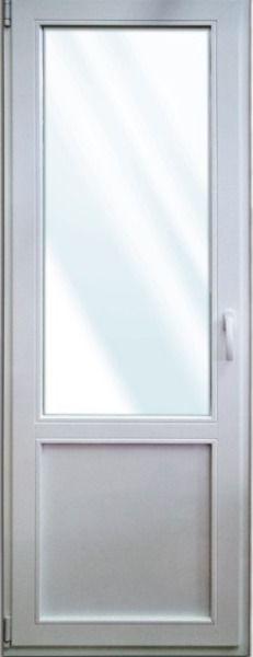 Дверь пластиковая Brusbox выс.2200 шир.900мм левая
