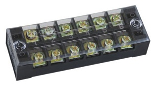 TDM Блок зажимов 12 пар 15А  цены