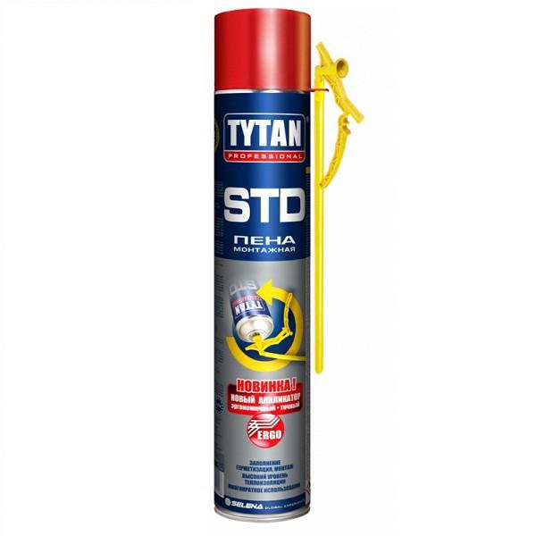Пена монтажная Tytan Professional STD Ergo 750 мл