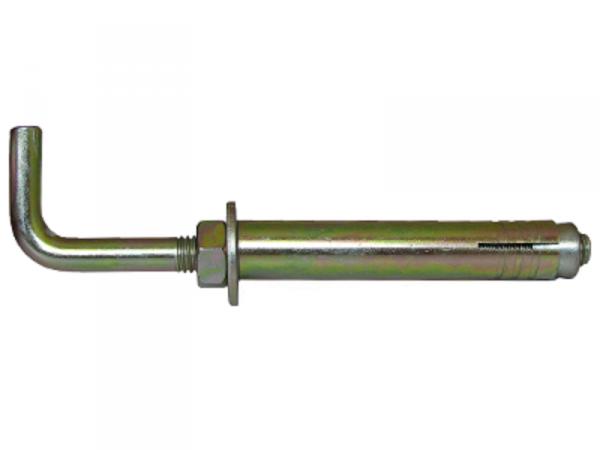 Анкерный болт  Г- образный 10x80