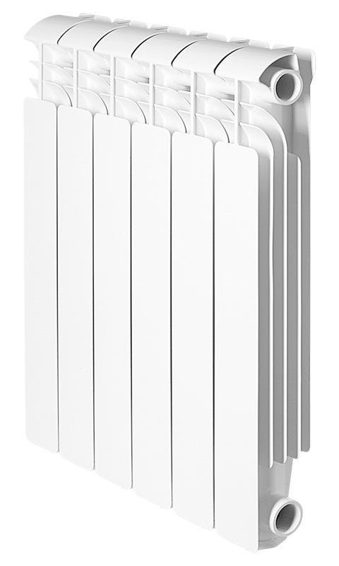 Global ISEO 500 4 секции радиатор