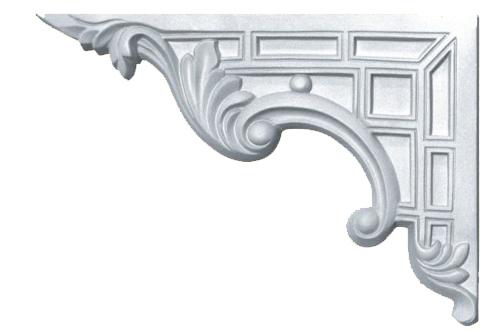 Декоративный элемент Decomaster для оформления ступеней 66201L