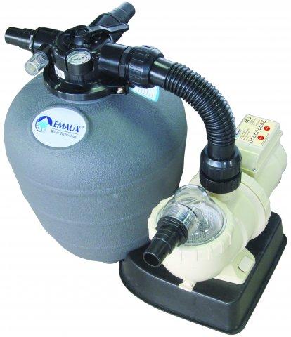 Фильтровальная установка (330мм 6 м3/ч) (верх.подсоед.) Emaux FSU-6TP