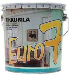 Финколор Евро-7, белая матовая 9л