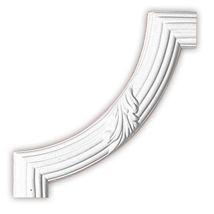 Угол декоративный Decomaster 98020-2 (размер 290х290х24)