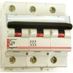 Автомат Legrand 3п 125 ампер