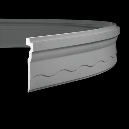 1.50.268 флекс Европласт потолочный карниз, гибкий
