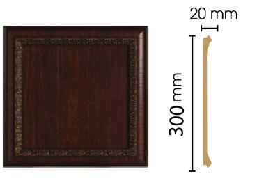 Цветная вставка Decomaster D30-2 (300х300х20)