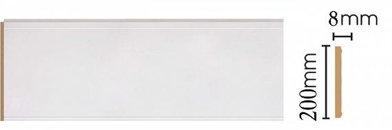 Декоративная панель Decomaster B20-115 (200х9х2400мм)