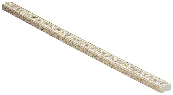 Цветная лепнина молдинг Decomaster 105-18 (размер 15х8х2400)