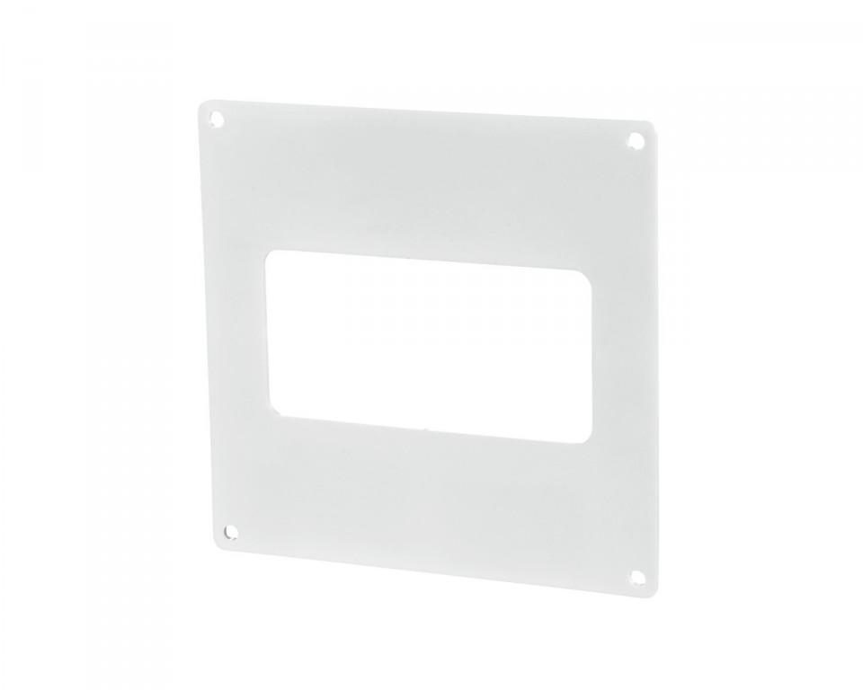 Настенная пластина 55х110 (вентиляция)