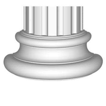 Полуоснование Decomaster 90030-4Н (размер 200х500х250)