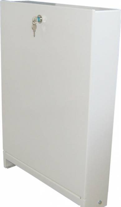 Шкаф для коллектора наружний ШРН4 (651мм-120мм-853мм)