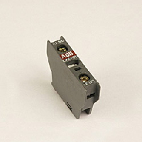 ABB Контакт CA4-01 (1НЗ) фронтальный для контакторов AF09…AF96 реле NF22E…NF40E (1SBN010110R1001)