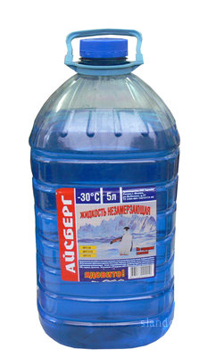 Незамерзающая жидкость для а/м, 5л