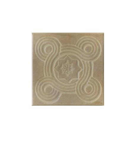 Декор Gracia Ceramica Этна бежевый 108х108х8