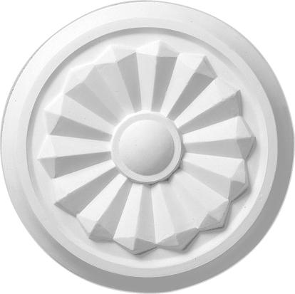 Розетка  Decomaster DR 3 (размер O 200 h=32)