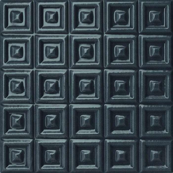 Плитка Cerasarda Parentesi/Quadra Quadra A Grafite CE1044903