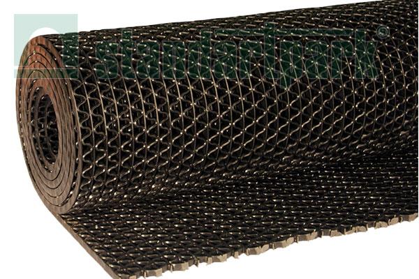 Покрытие ZIG Z  1,2мх12мх8 мм (черный) от Stroyshopper