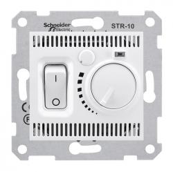 Терморегулятор теплого пола Shneider  000138  кремовый
