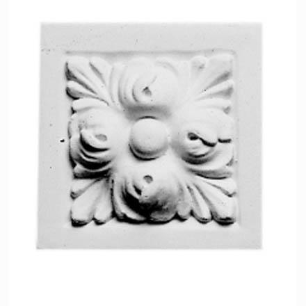 Декоративный элемент Decomaster DD-210 (размер 105x105x40)