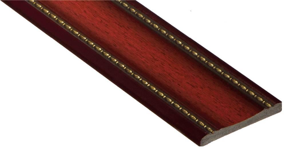 Цветной молдинг Decomaster 185-52 (60x8x2400)