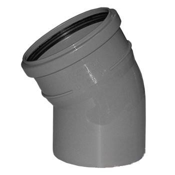 Отвод 110х30гр (внутр.канализация)