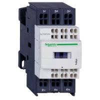 SE Telemecanique Контактор 440V, 50A, 3НО сил.конт. катушка 220V АС (LC1D50AM7)