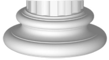 Основание  Decomaster 90024-4 (размер O 440х165)