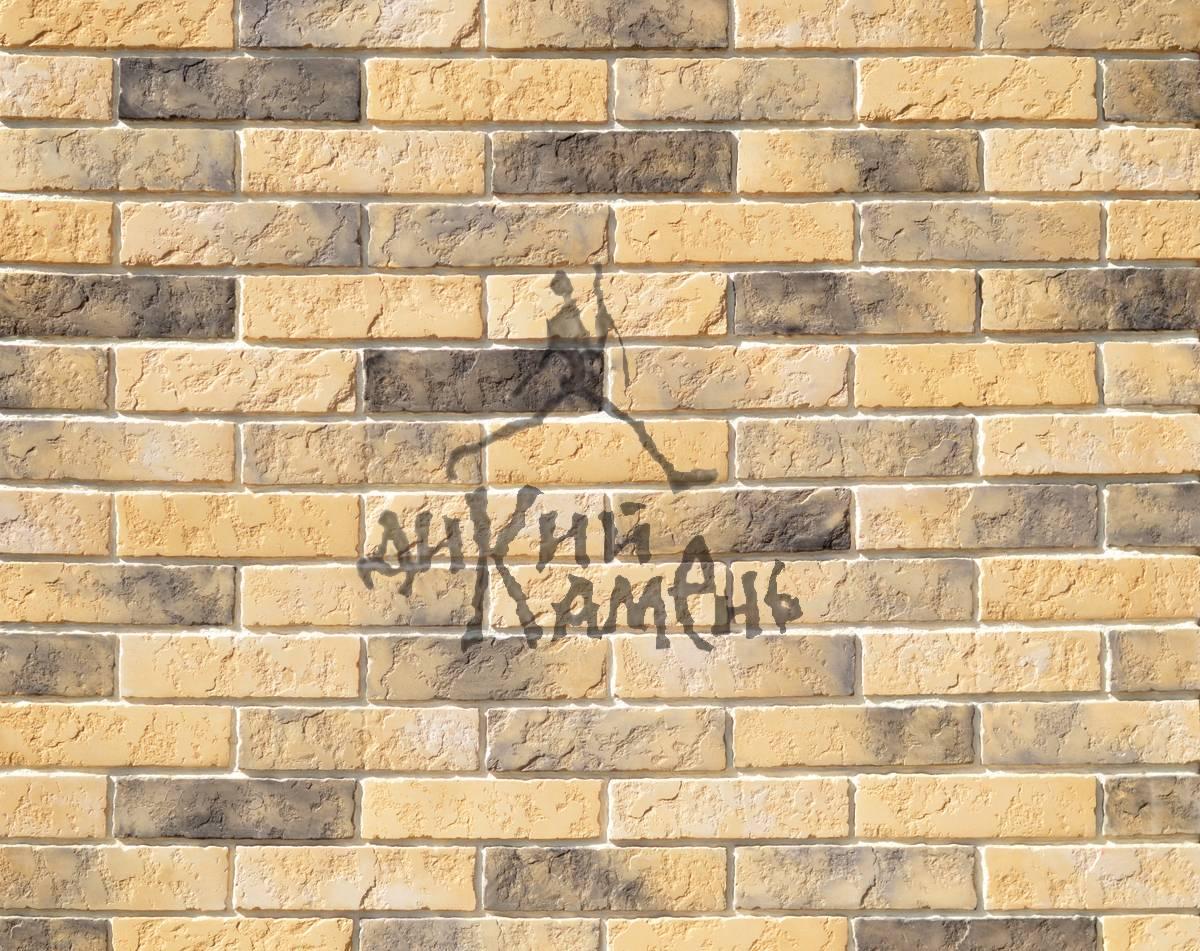 Искусственный камень Кирпич 205