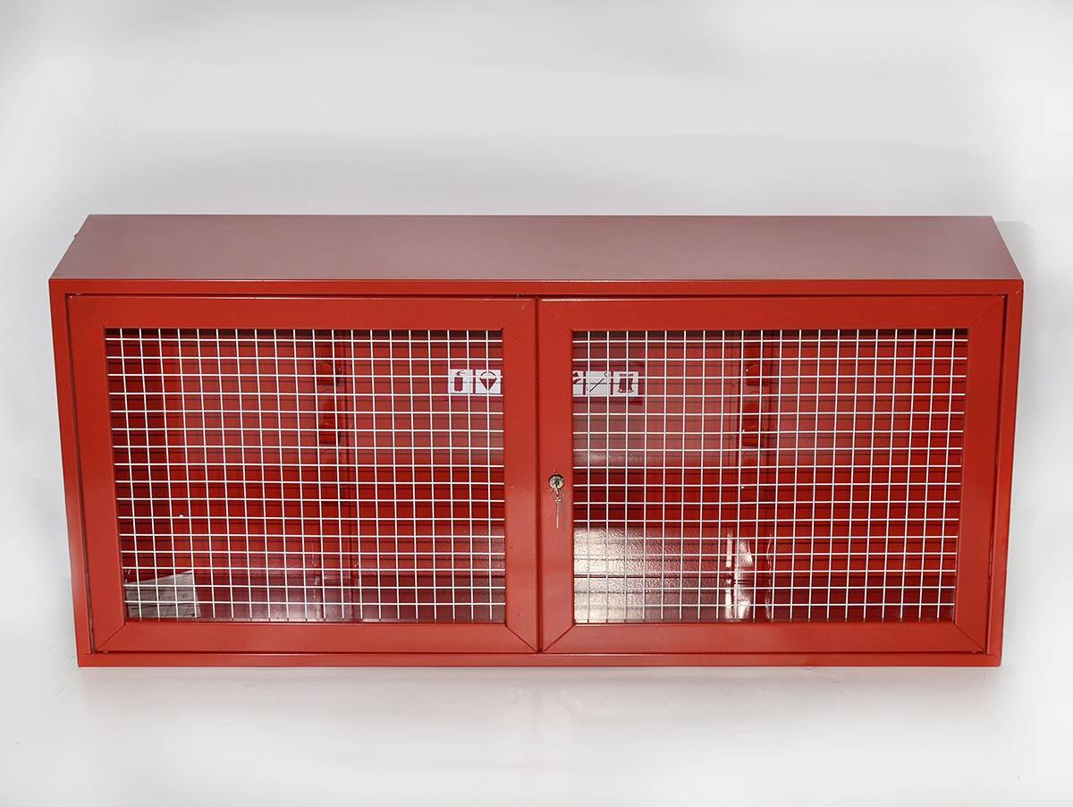 Щит пожарный закрытый с сеткой ЩПЗ-С Престиж без комплектующих
