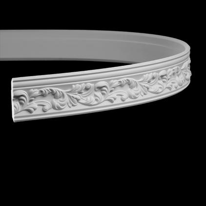 1.50.189 флекс Европласт потолочный карниз, гибкий