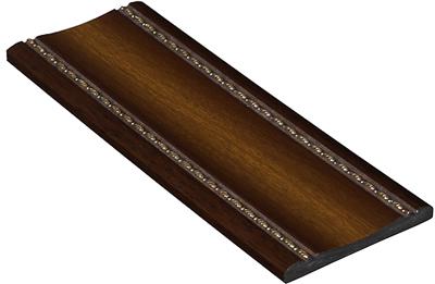 Цветной молдинг Decomaster 185-51 (60x8x2400)