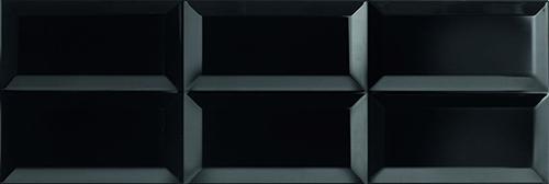 Плитка Aparici Metro Black 4/007/3